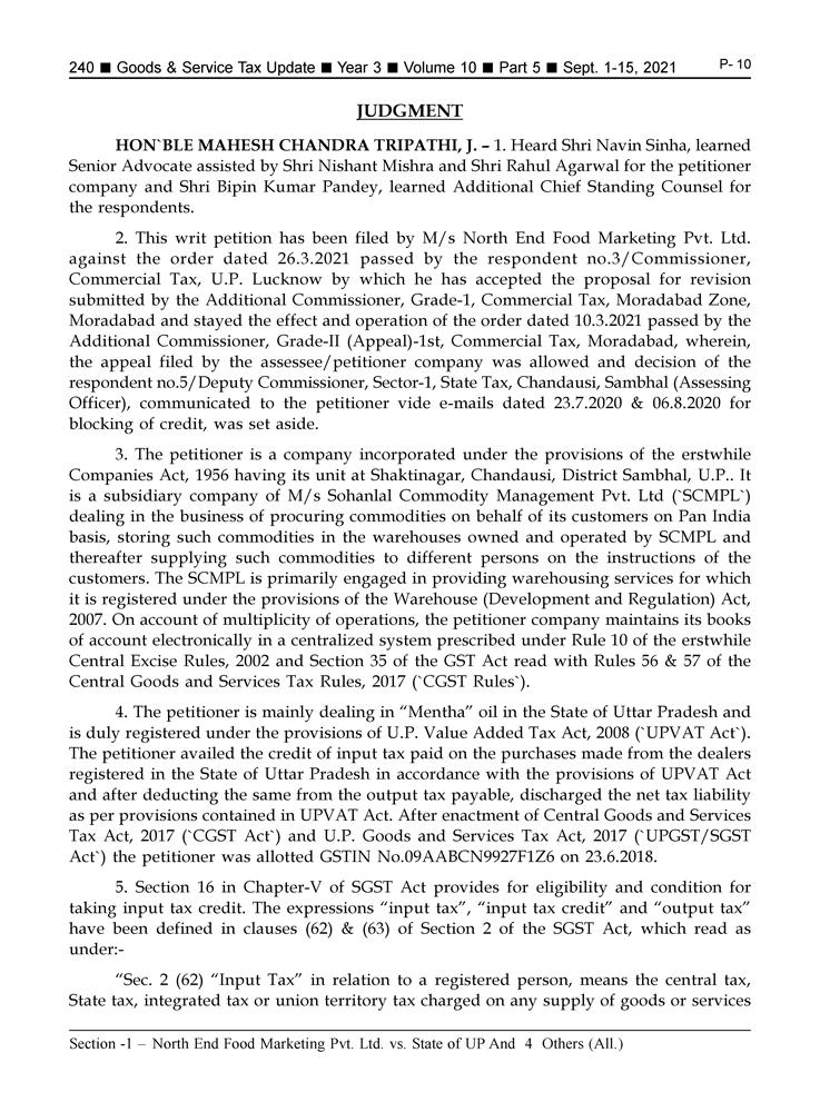 GST-Tax Update Magazine Page 8