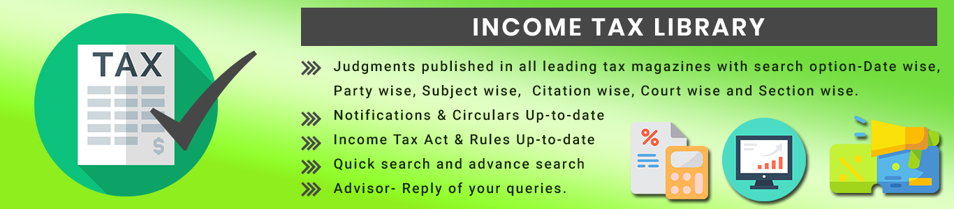 Income Tax Library